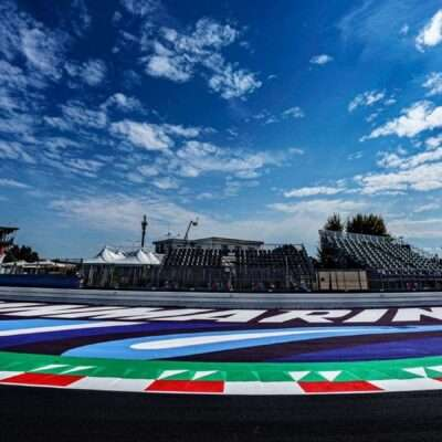 The time-schedule of the MotoE for the GP of Emilia Romagna and the Riviera di Rimini