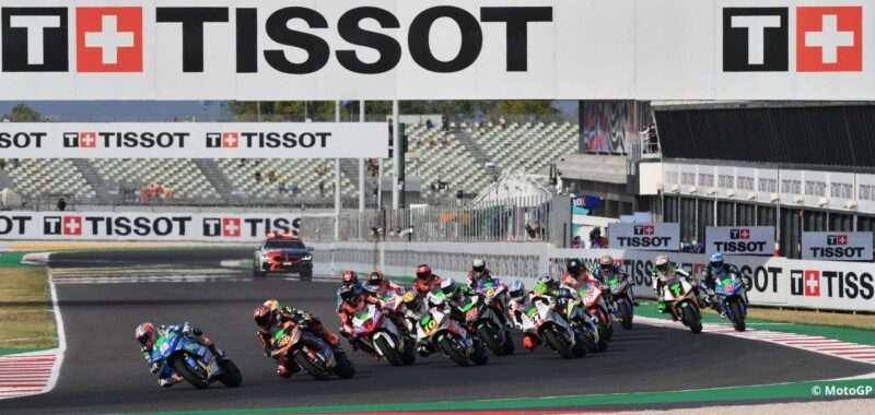 The riders' words after Race 1 at Misano