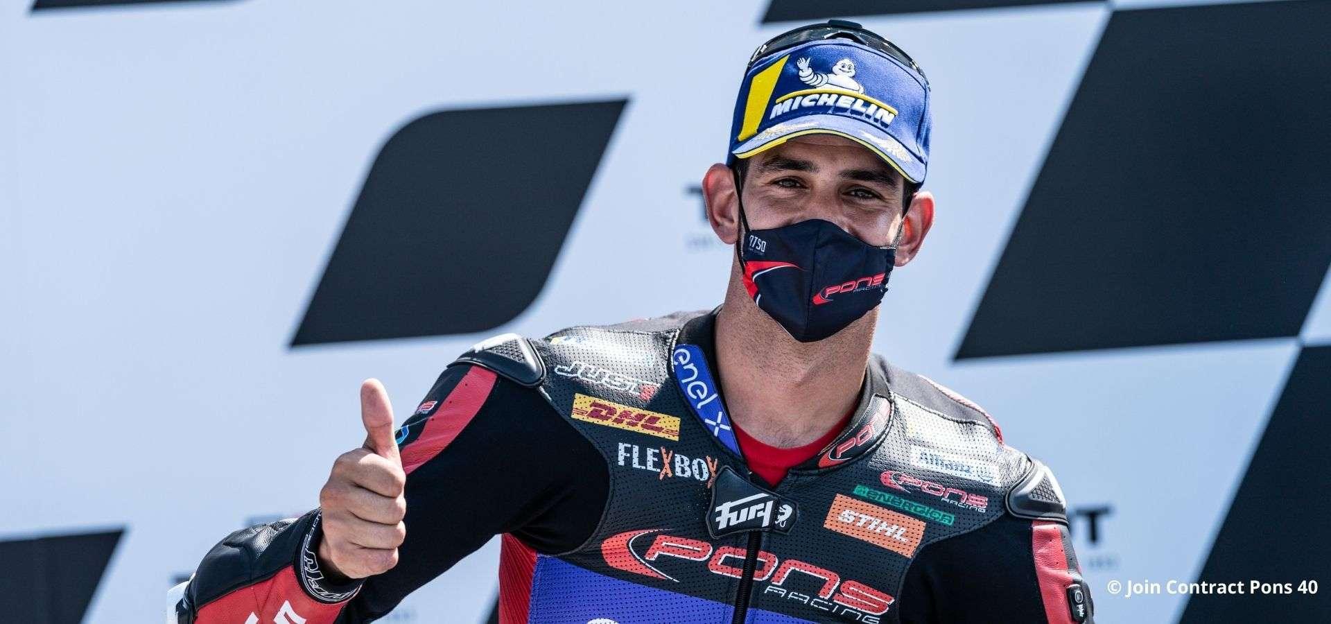 GP dell'Emilia Romagna: Torres di nuovo a podio