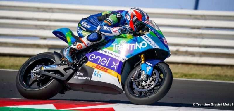 San Marino GP: Matteo Ferrari in pole position
