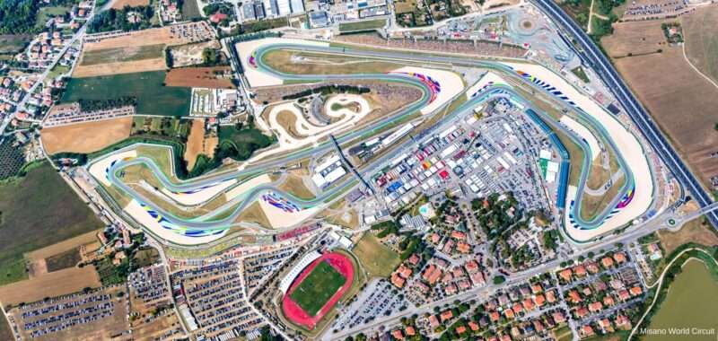 Nicolas Goubert explains the news for the Misano 2020 GPs