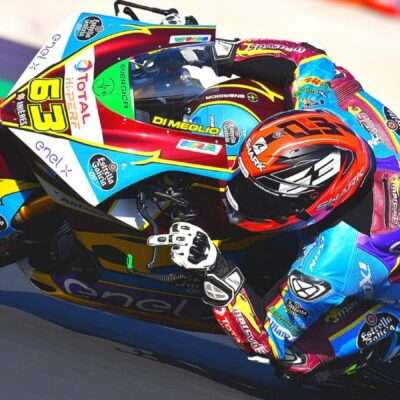 Di Meglio, sixth at Misano, is back among the fastest riders