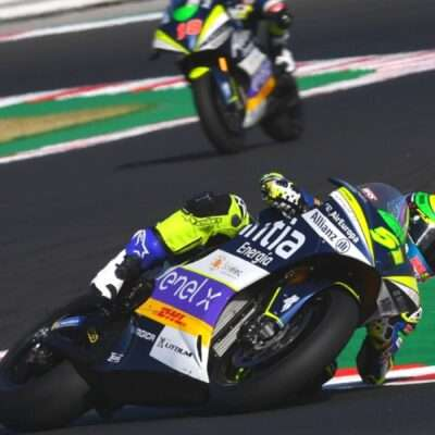 Valuable points for the Avintia team in the San Marino GP