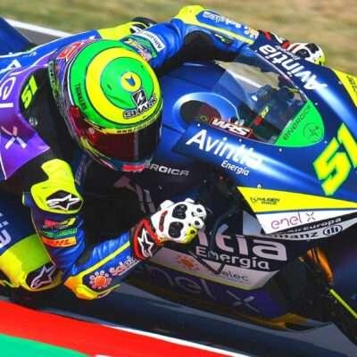GP dell'Emilia Romagna FP1: primo Eric Granado