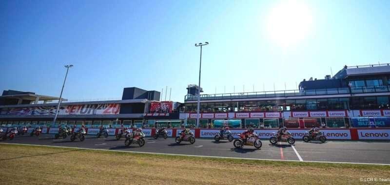 GP of Emilia Romagna: changes for Race 2 grid