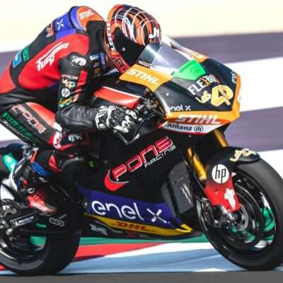 GP of Emilia Romagna: Torres in pole position