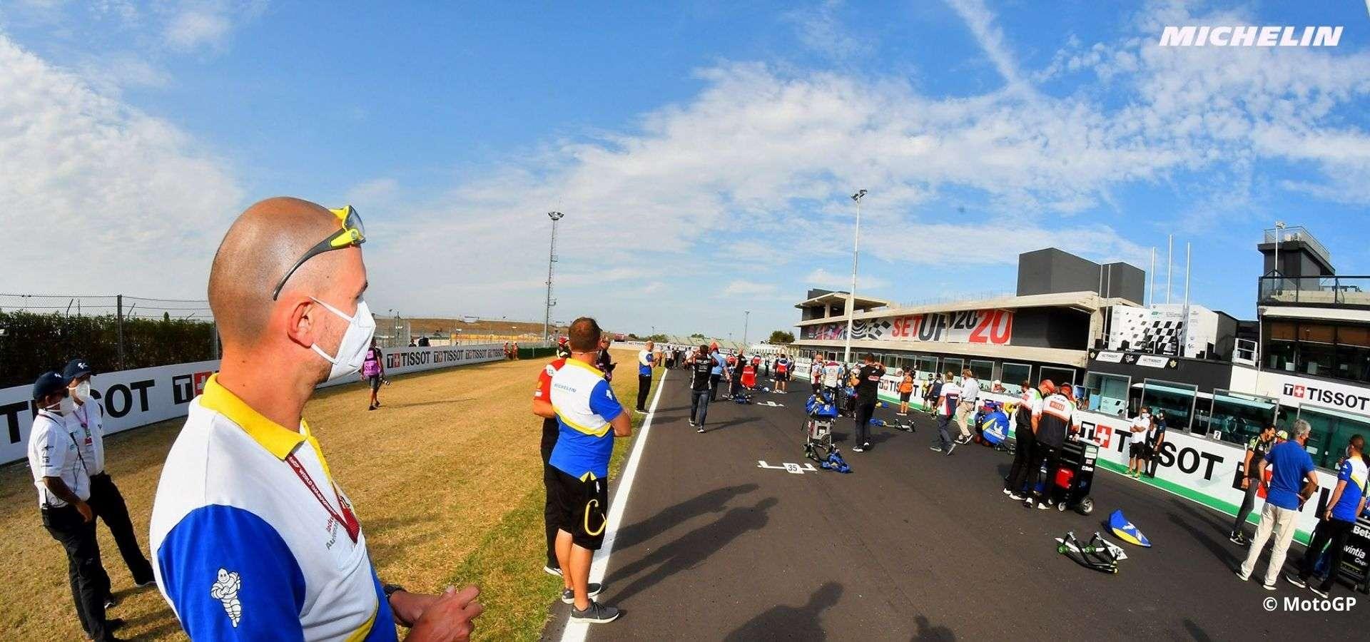 GP dell'Emilia Romagna: la griglia di partenza di Gara 2