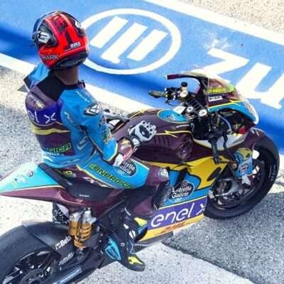 GP di Francia FP2: Di Meglio il più veloce
