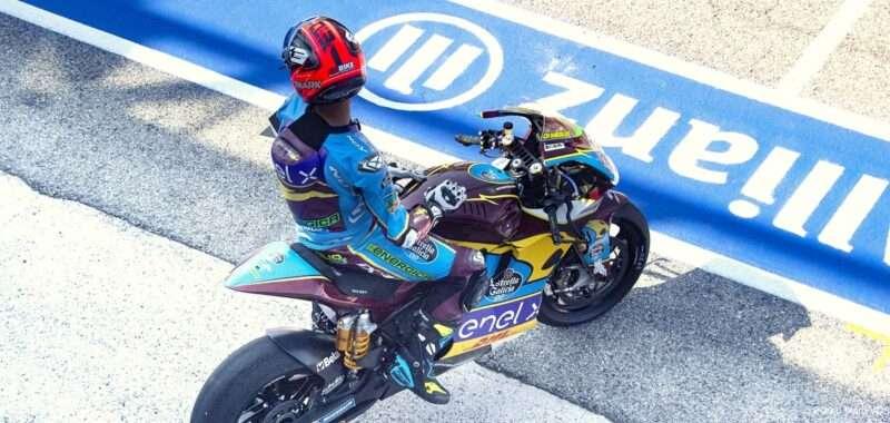 French GP FP2: Di Meglio is the fastest rider