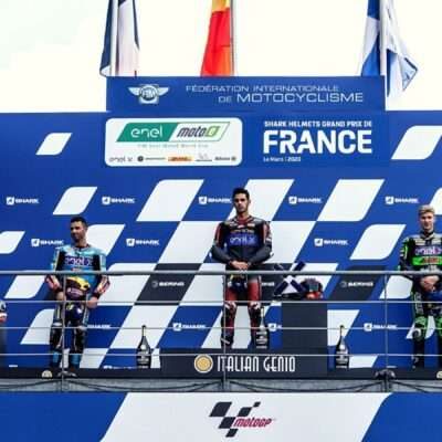 Race 1 at Le Mans: the words of the riders