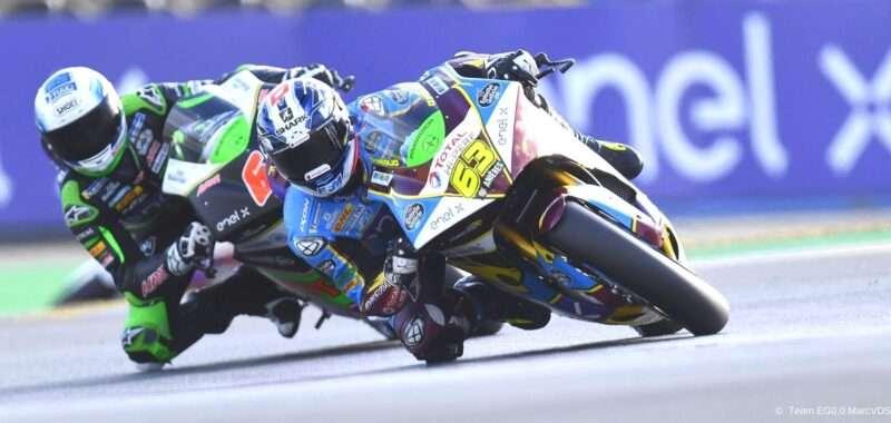 Di Meglio gains a double podium at Le Mans