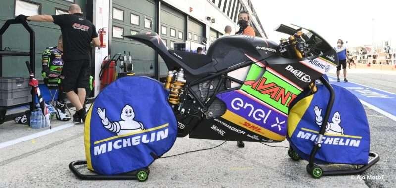 Avant Ajo MotoE vuole chiudere la stagione 2020 con un buon risultato