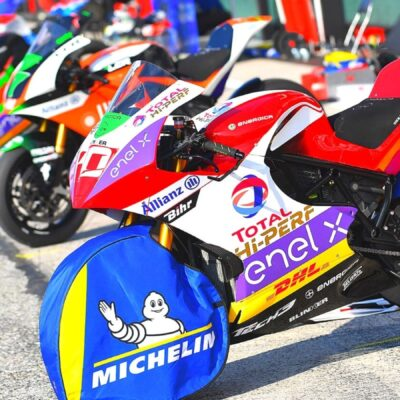 Nicolas Goubert: the overview of the MotoE 2020 - part 2