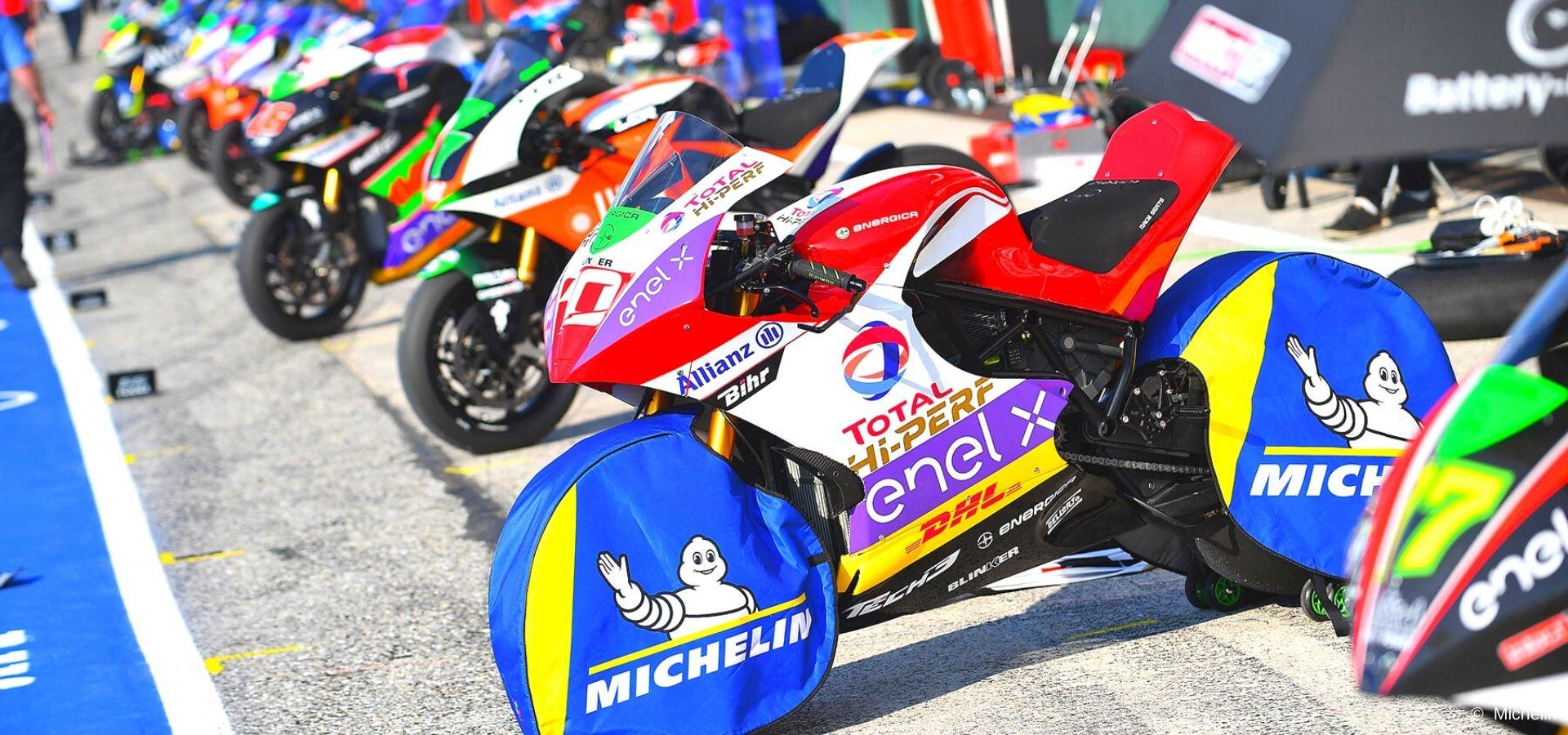 Nicolas Goubert: the overview of the MotoE 2020 - part 2