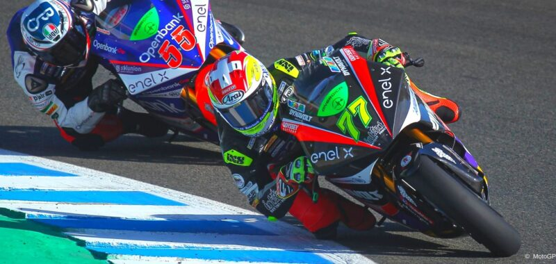 MotoE World Cup 2021: the dates of the pre-season tests