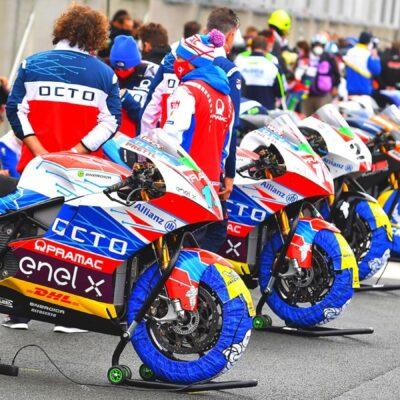 Il team Octo Pramac MotoE sceglie Zaccone e Hernandez