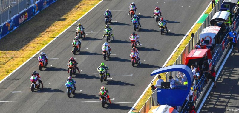 MotoE World Cup: the line-up for 2021