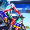 Mattia Casadei salta i test a Jerez per infortunio