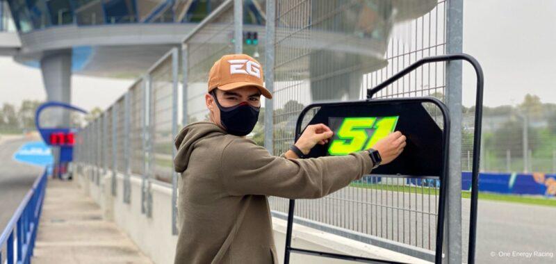 Test Jerez FP2: Granado, Aegerter e Zaccone i più veloci