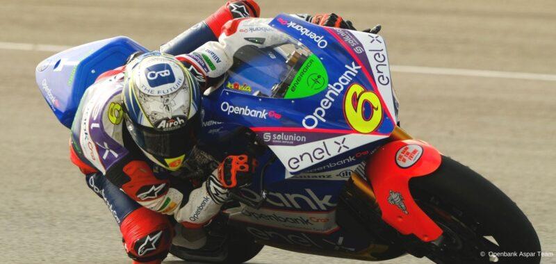 Test Jerez FP6: Granado, Aegerter e Aldeguer i più veloci