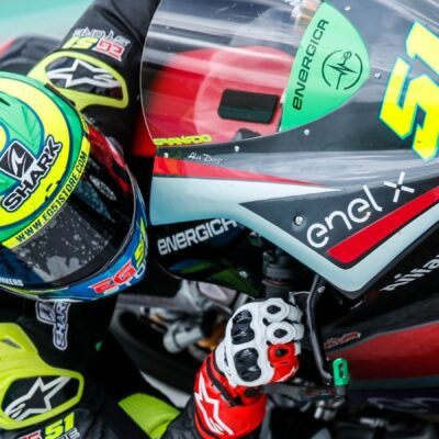 Jerez FP7 Test: Granado and Aegerter improve the track record