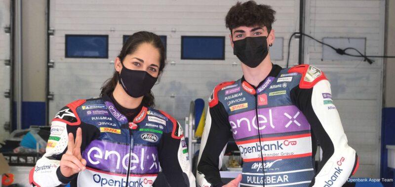Jerez Test: i risultati del team Openbank Aspar