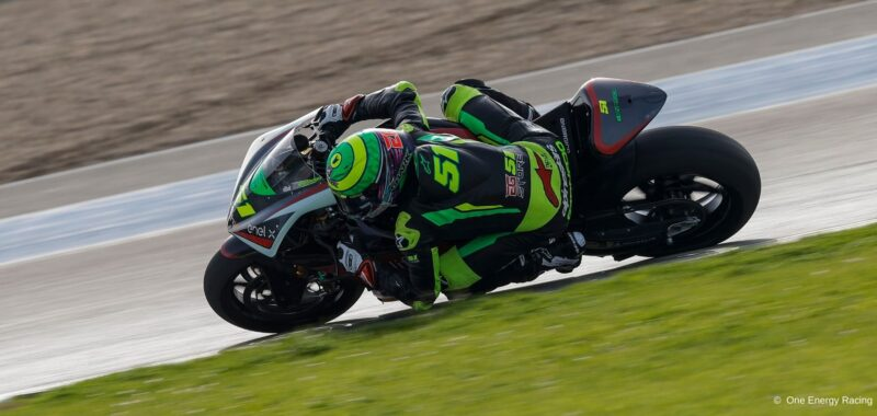 Jerez Test: first position and track record by Eric Granado