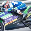 Indonesian E-Racing Gresini MotoE already competitive in Jerez