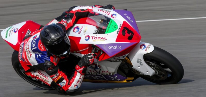 Positive results for Tech3 E-Racing riders in Jerez test