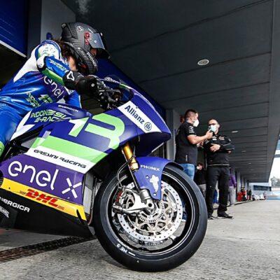MotoE e sponsor: Carlo Merlini spiega i punti di forza della classe elettrica della MotoGP