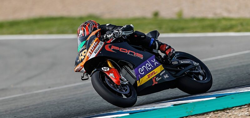 Jerez FP1 Test: Torres, Aegerter and Aldeguer the top three