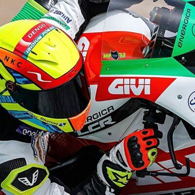 Test Jerez FP3: Aegerter il più veloce precede Tulovic e Pons