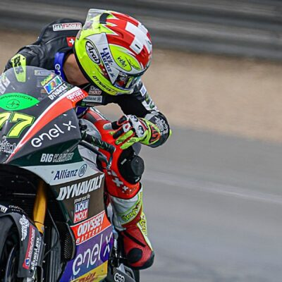 Jerez FP5 test: one more track record by Dominique Aegerter