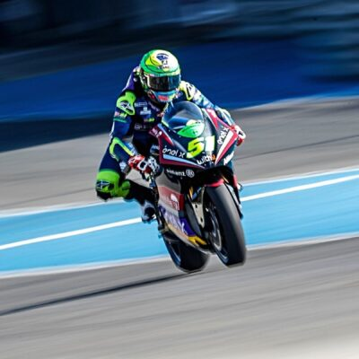 Jerez FP6 Test: Granado the fastest precedes Aldeguer and Aegerter