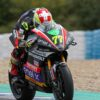 Jerez Test: excellent performance for Dominique Aegerter