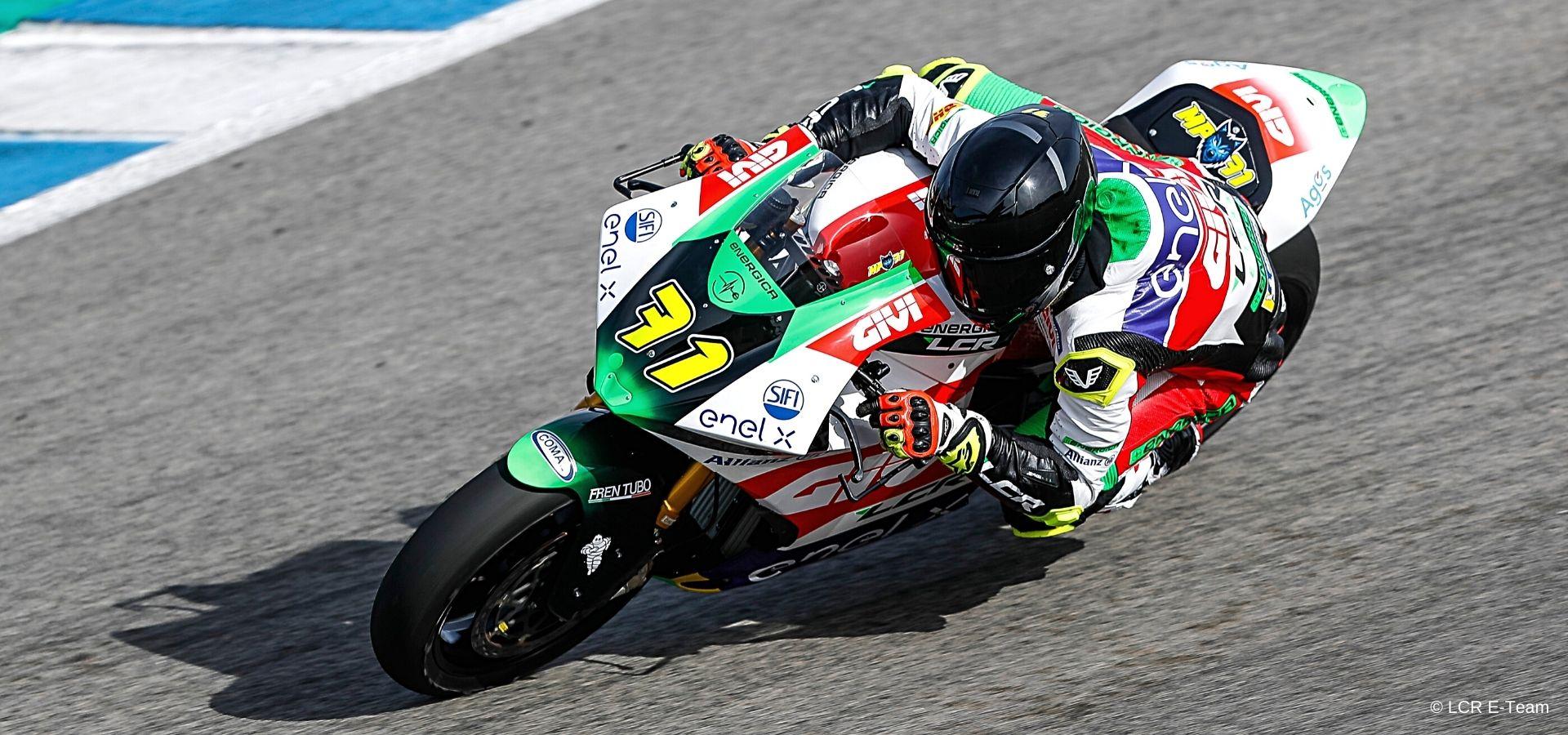 Per l'LCR E-Team risultati molto incoraggianti nei test di Jerez