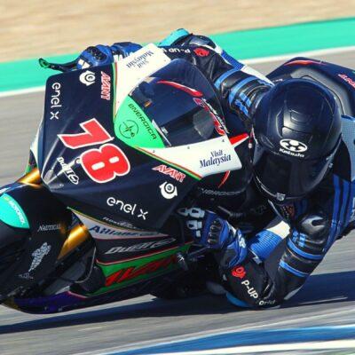 Debut luar biasa untuk Hikari Okubo di GP Jerez