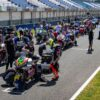The start of the MotoE World Cup 2021