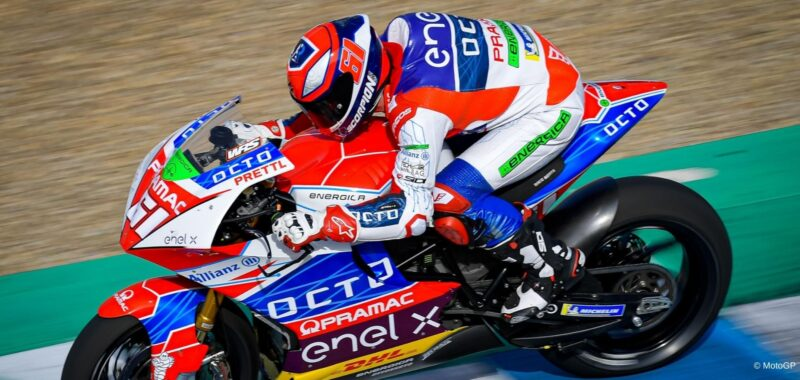 Spanish GP: Alessandro Zaccone wins the first race in 2021