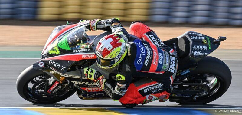 Aegerter a caccia della vittoria nel GP di Catalogna