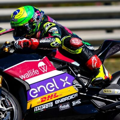 Eric Granado takes the victory at Le Mans