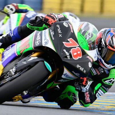 FP3 French GP: the fastest is Hikari Okubo