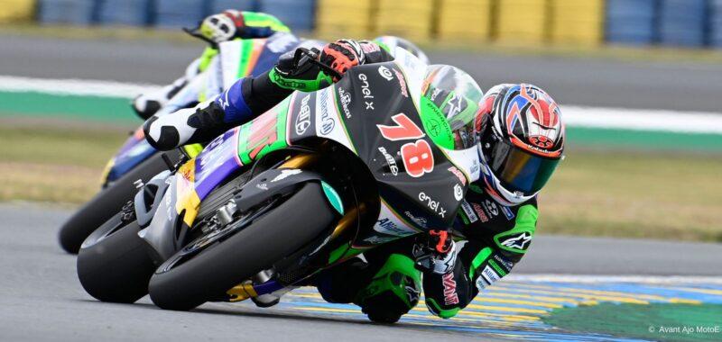 GP di Francia FP3: il più veloce è Hikari Okubo