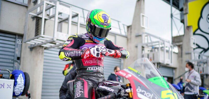 Granado suona l'inno brasiliano nel Gran Premio di Francia