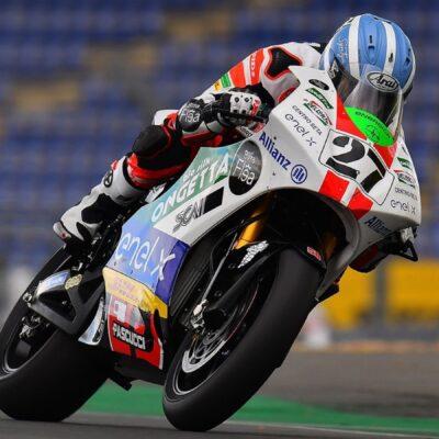 Paolo Simoncelli's pride for the race of Mattia Casadei at Le Mans
