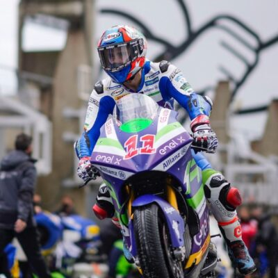 French GP: ups and downs race for Gresini Racing team