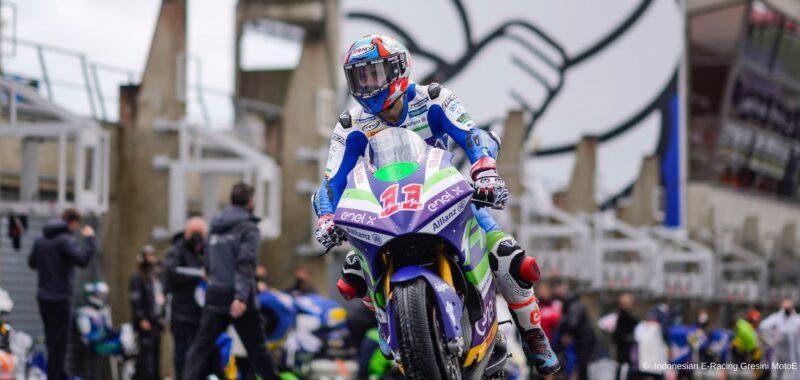 GP di Le Mans: gara in chiaroscuro per il team Gresini Racing