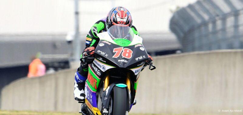 Gara sfortunata per Hikari Okubo nel GP di Francia