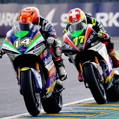 Pires and Cardelús gain points in the GP at Le Mans
