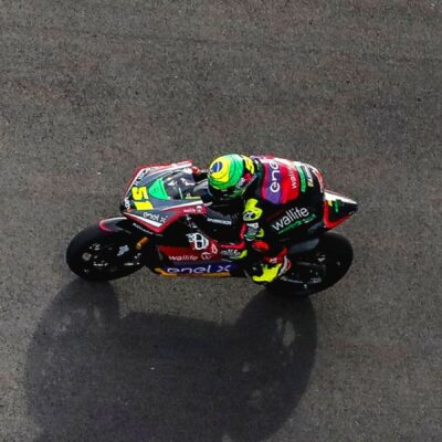 GP Spanyol FP3: Granado, Aegerter dan Tulovic tercepat